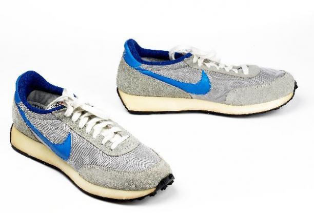 Nike Tailwind, aangekocht in 1982, collectie Gemeentemuseum Den Haag.