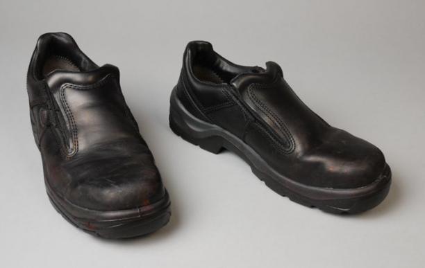 Werkschoenen Rotterdam.Zwarte Werkschoenen Pcm Modemuze