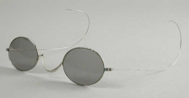 Zonnebril Met Kleine Ronde Glazen.Zonnebril Kleine Ovale Grijs Getinte Glazen Op Sterkte