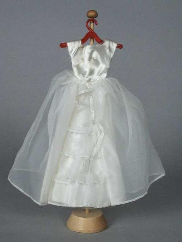 Barbie trouwjurk mattel