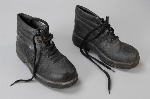 Werkschoenen Winkel Rotterdam.Zwarte Werkschoenen Maat 36 Van Bulgaarse Bouwvakker Modemuze