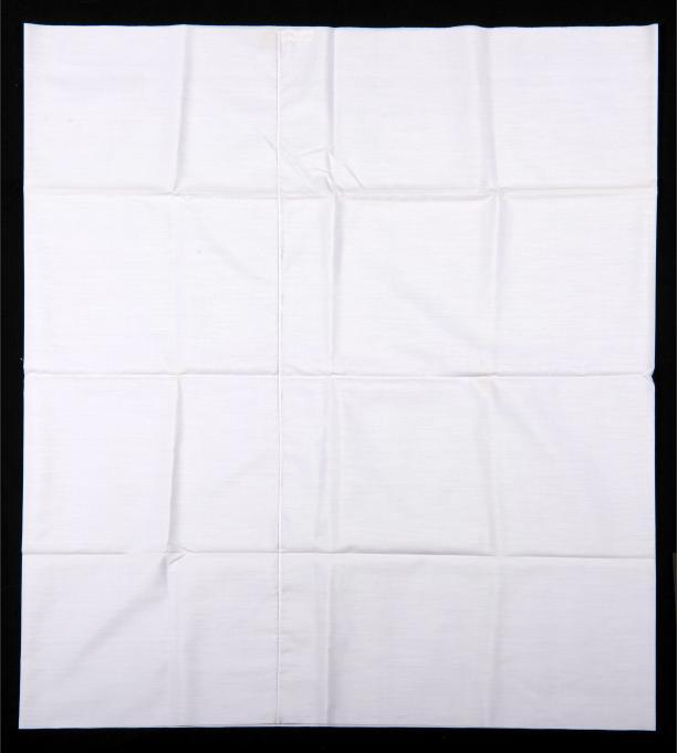 a61ca1e3d59bee Een witte katoenen rok
