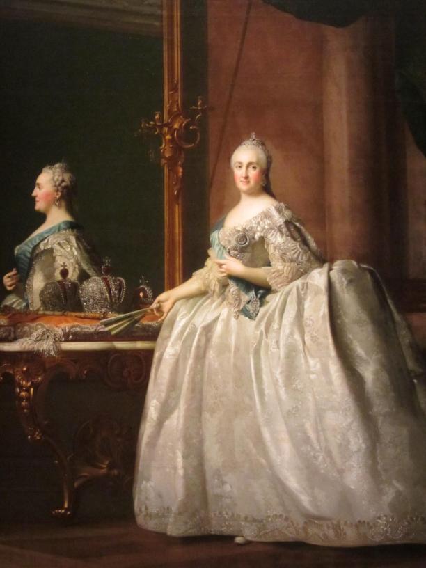 Genoeg Catharina de Grootste | Modemuze &EJ41