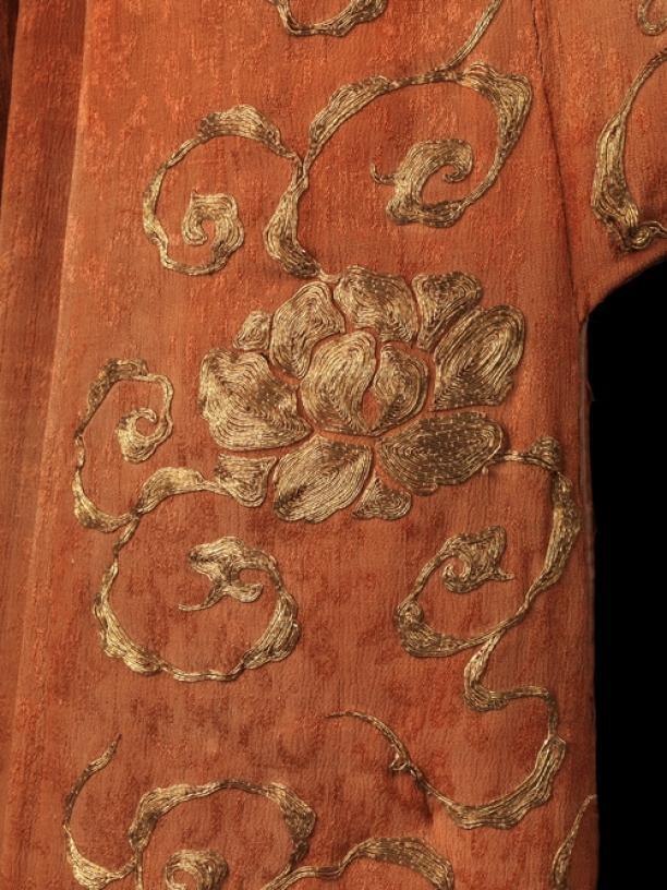 Detail japonse rok
