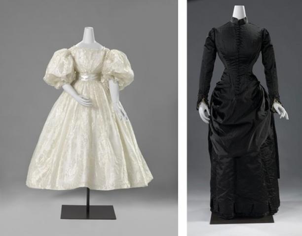 Witte Bruid Zwarte Bruid Modemuze