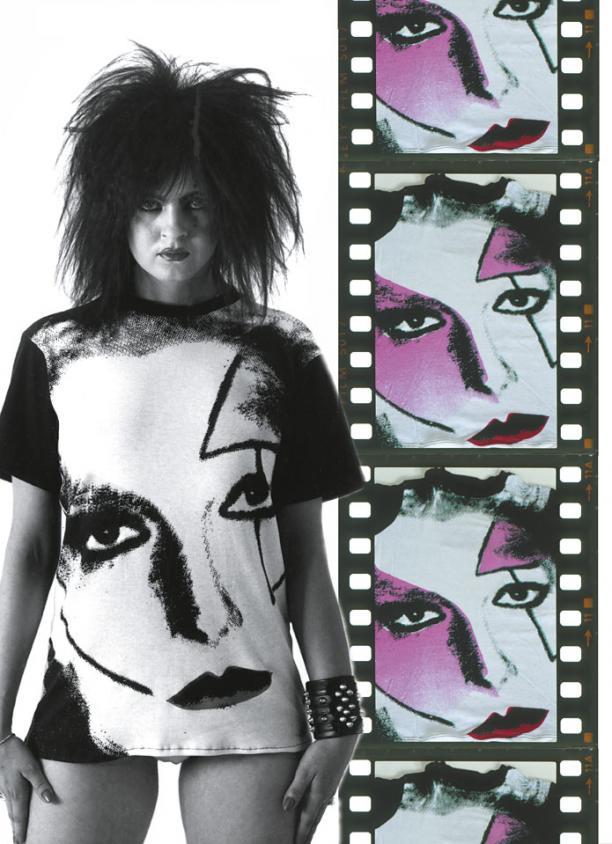 John Dove, Molly White, 'Jordan T-shirt', 1967, collectie John Dove, Molly White.