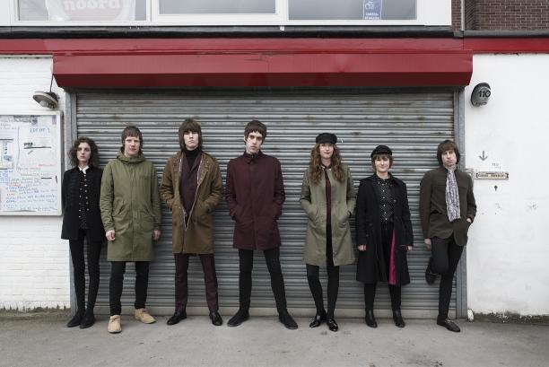 Groepsfoto van de mods. Foto: Kenny Nagelkerke.