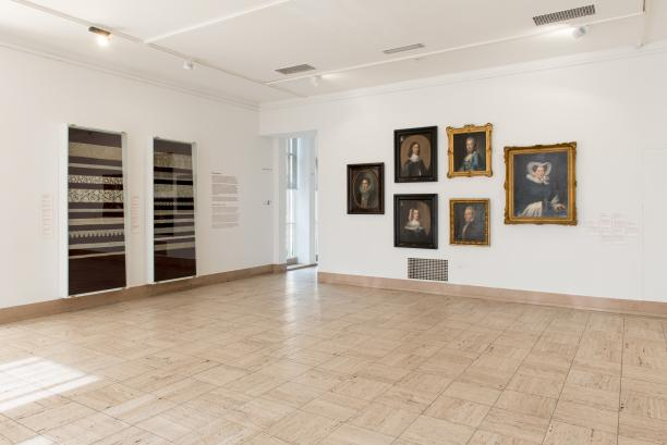 Foto 1. Zaal 51. Foto: Lotte Stekelenburg.