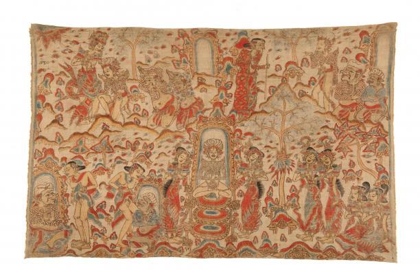 Afb. 11: Tabing, 1900-1950. Collectie Nationaal Museum van Wereldculturen, RV-4491-47. Fotograaf: Irene de Groot