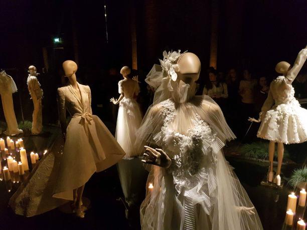 Overzicht van de expositie in het Transformatorhuis. Foto: Charlotte de Gier.