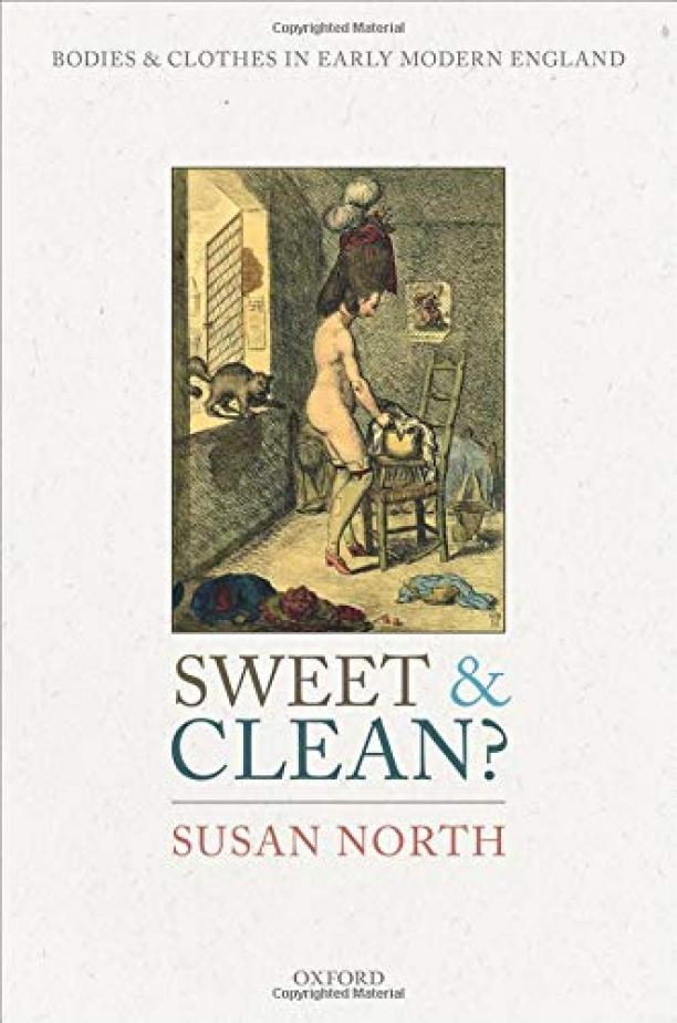 Boek Sweat and Clean door Susan North