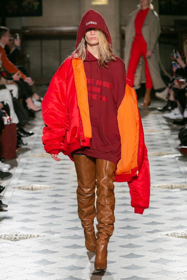 Vetements, Ready To Wear Fall-Winter 2016. Foto: Gio Staiano.