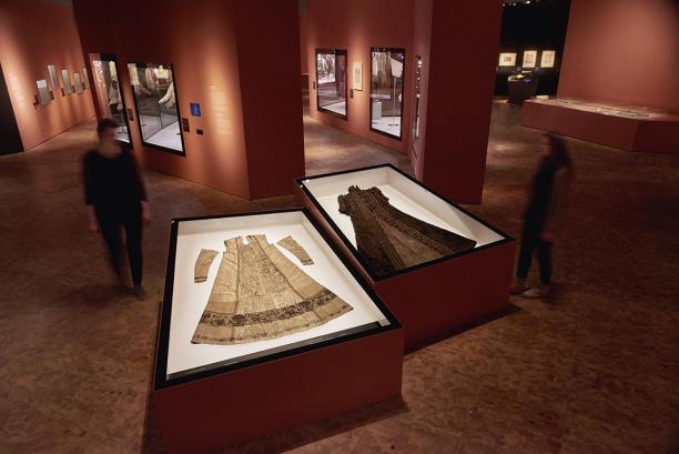 In Mode, Kleider und Bilder aus Renaissance und Frühbarock