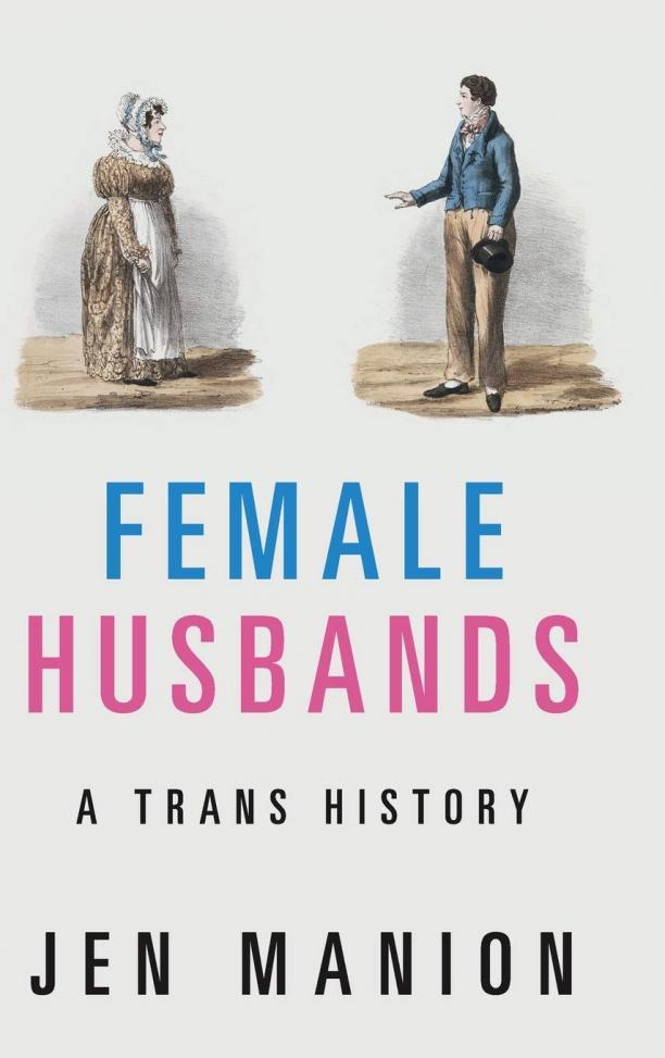 boek over geschiedenis van transseksuele
