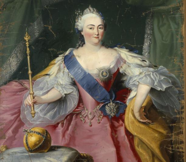Bekend Catharina de Grootste | Modemuze #LJ87