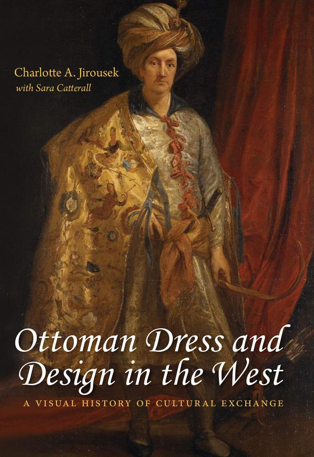 boek Ottoman Dress and Design in the West