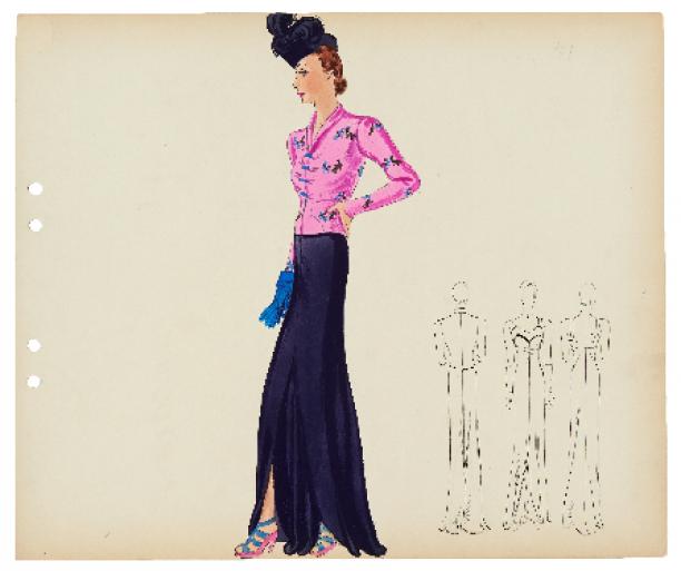 afb. 5 - modemuze – madelief hohe - gemeentemuseum den haag - sterke vrouwen in de mode - 10 wist je dat