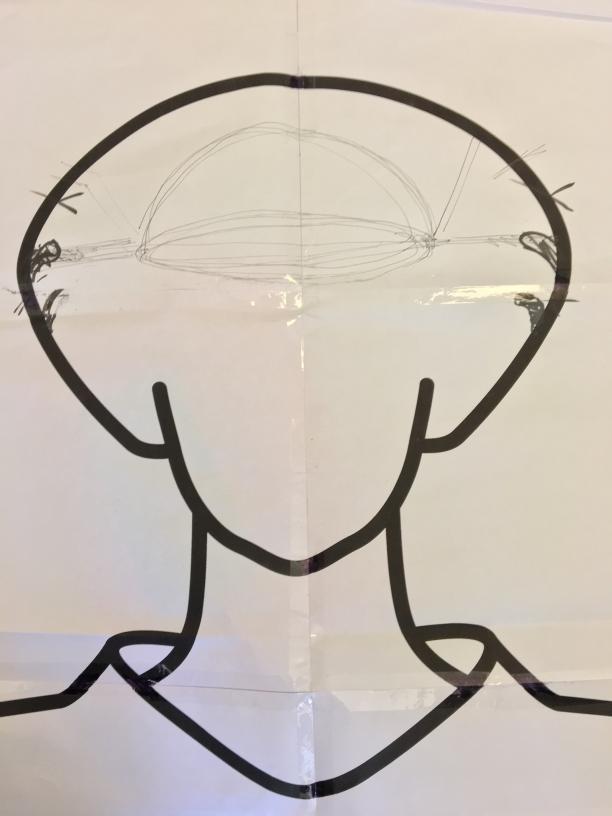 Eén van de eerste ontwerpen van Maarten en Tsur was het ontwerp van de hoedenstandaard in de vorm van het silhouet van koningin Beatrix