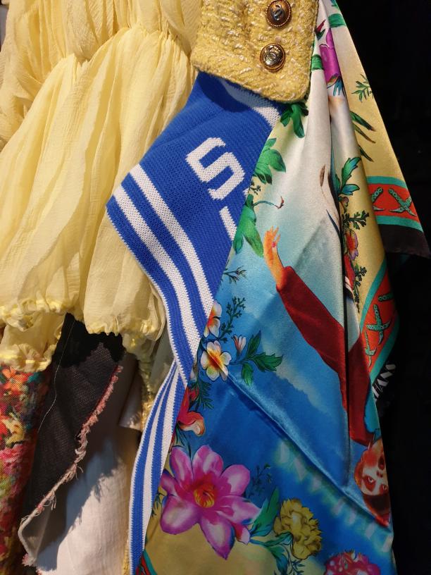Modemuze – Centraal Museum – Ninke Bloemberg – Duurzaamheid – Upcyclen – Duran Lantink