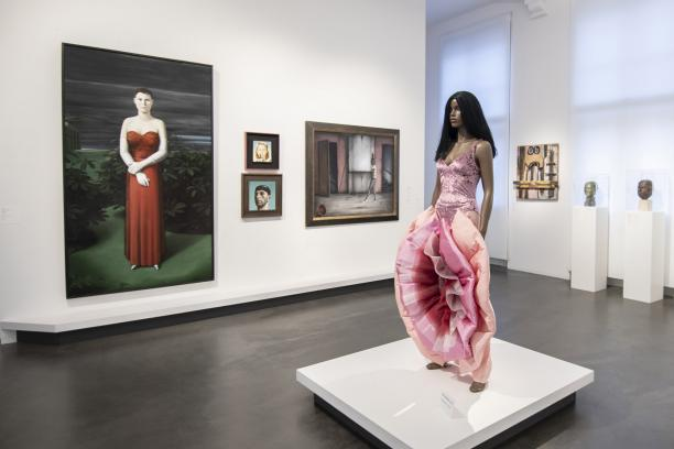 Modemuze – Centraal Museum – Ninke Bloemberg – Duurzaamheid – Upcyclen – Duran Lantink - Janelle Monae - Vulva Trousers - Vaginabroek