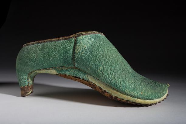 Riding boot, Perzië. ⒸBata Shoe Museum