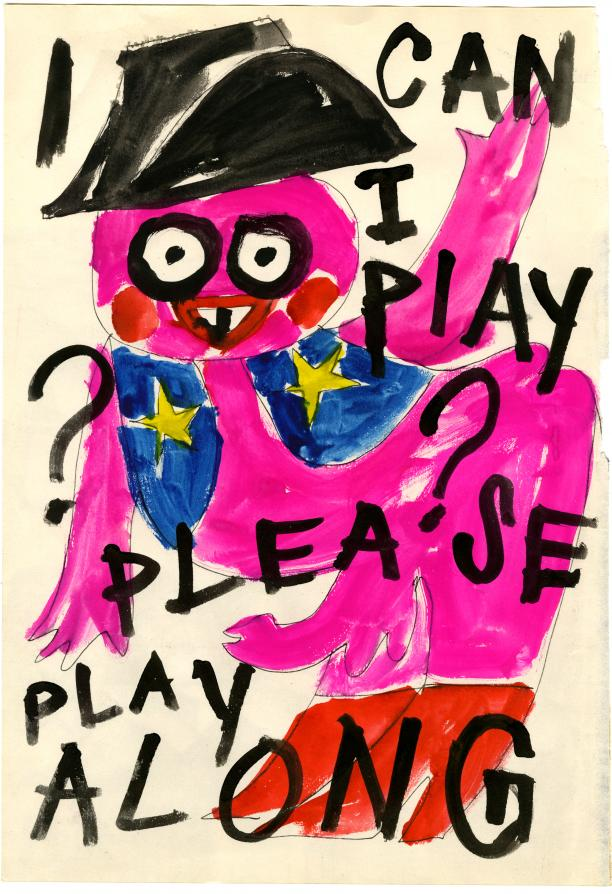 Bas Kosters, Can I Play, 2019, Bas Kosters, Tom of Finland Foundation Los Angeles, Bron: Bas  Kosters.
