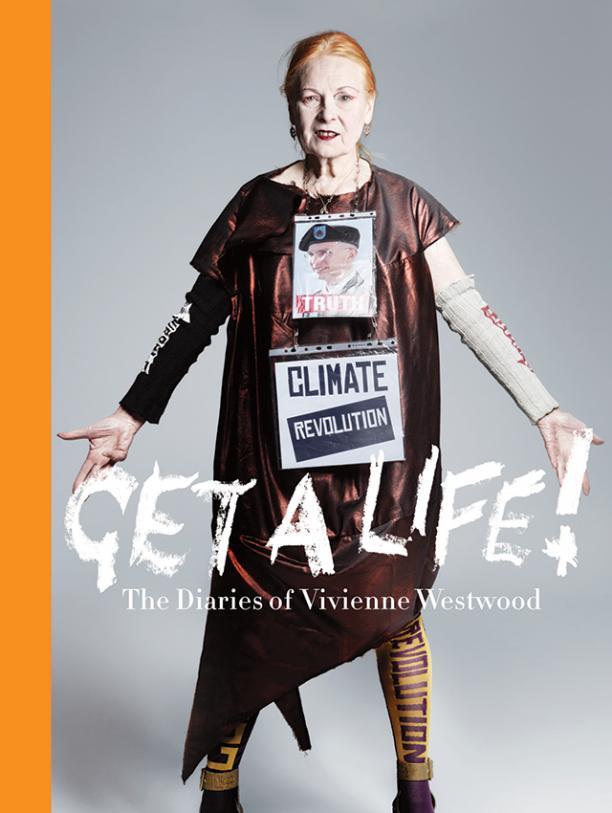 Blog Modemuze Bianca du Mortier recensie Get A Life The Diaries of Vivienne Westwood