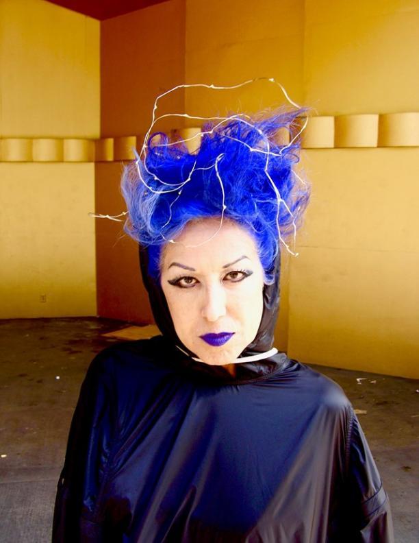 Modemuze, Nina Groeskamp, Americana, Los Angeles, New Punk, The Decline of Western Civilization, Alice Bag, Amerikaanse Hollywood cultuur, anti-materialistisch, subcultuur, Daniel Jack Lyons