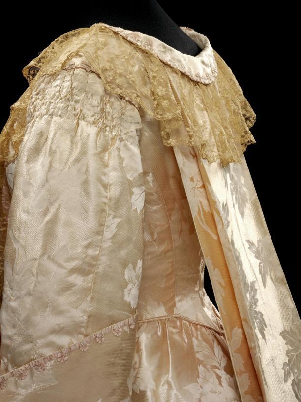 Callot Soeurs, Tea gown, circa 1905 (Collectie V&A T.148-1967)