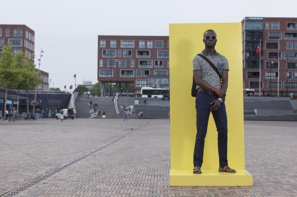 Dennis Almeida, De stijl van Zuidoost, foto: © Les Adu