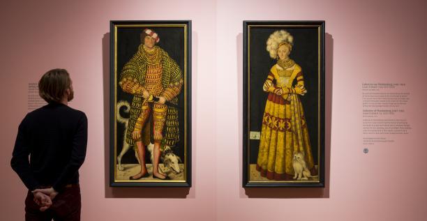 Zoals te zien op de tentoonstelling High Society in het Rijksmuseum in het voorjaar van 2018.