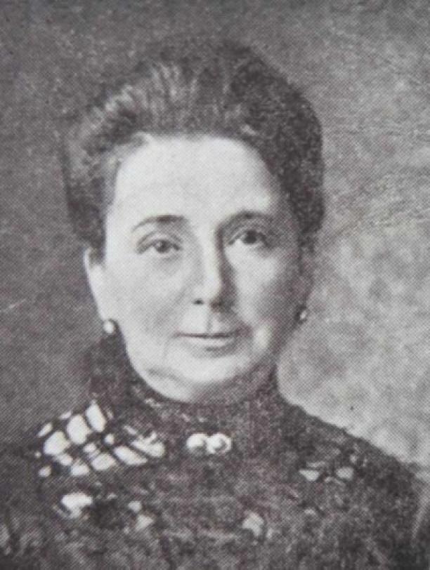 Emma Gompertz-Jitta, 1913, ©onbekend, Gedenkboek van de Tentoonstelling De Vrouw 1813-1913 [1914] p.12.