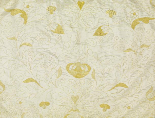 afb. 6 detail patroon borduurwerk