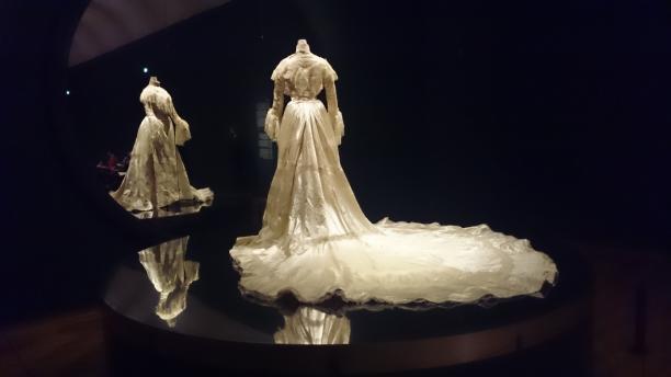 De japon, inv.nr.BK-2003-10, tentoongesteld in Catwalk, Rijksmuseum Amsterdam.