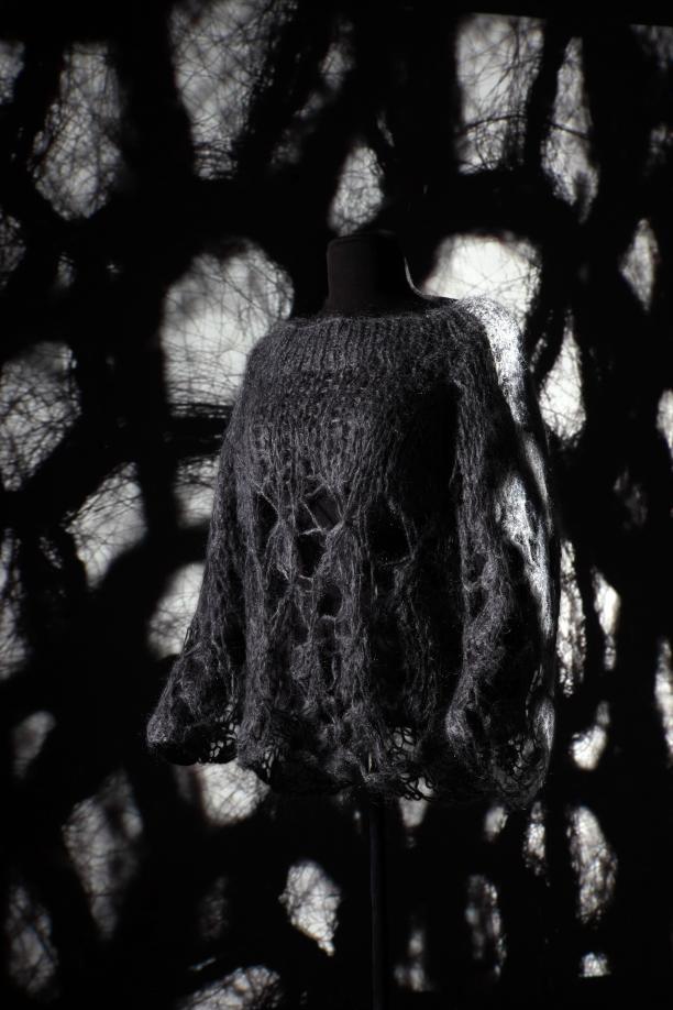 Trui in grijze wol van Martin Margiela voor Maison Martin Margiela, herfst-winter 1990-91 2015.0084 © Lot Doms