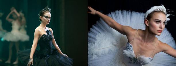 Nathalie Portman als Nina in Darren Aronofsky's 'Black Swan', 2010.
