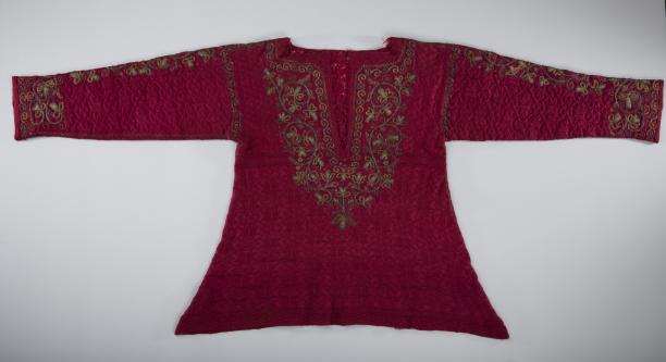 Camisole, Norsk Folkemuseum.