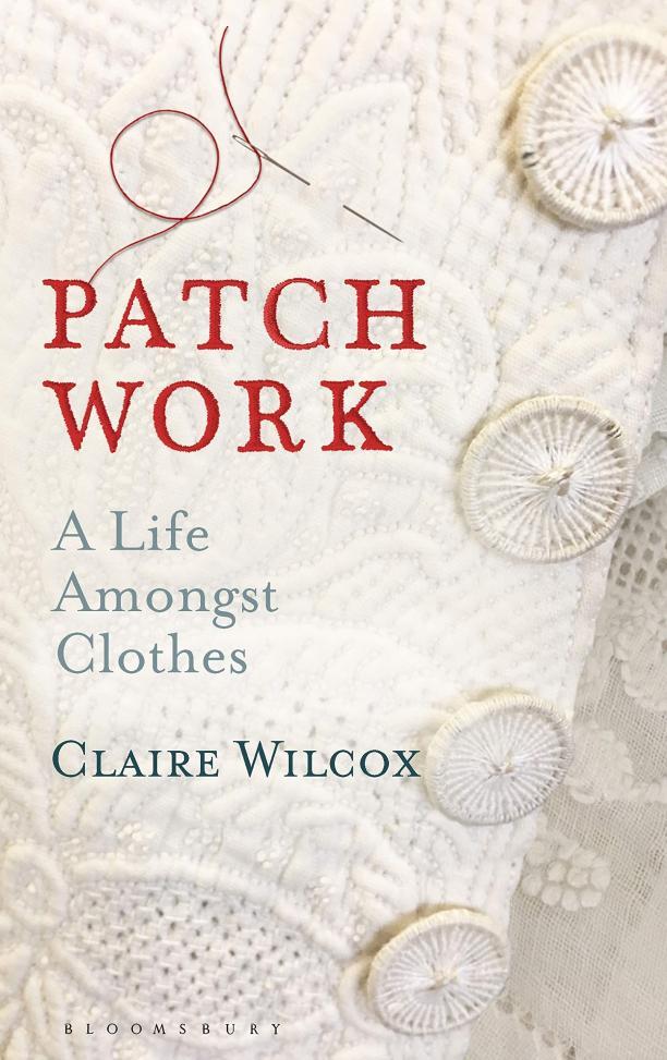 Kaft van boek Patchword: A Life amongst Clothes