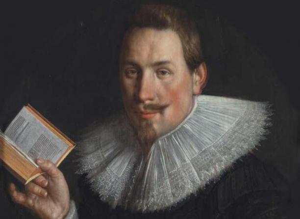 Joachim Wtewael, Portret van Johan Wtewael, 1628, collectie Centraal Museum Utrecht.