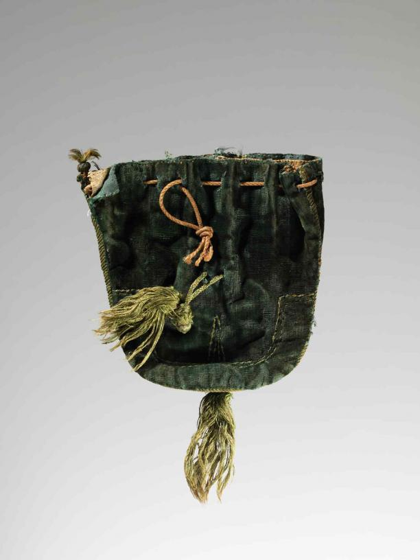 Anonymous, Reticule, 1800 - 1850, collection Amsterdam Museum, on loan from Stichting Spirit.