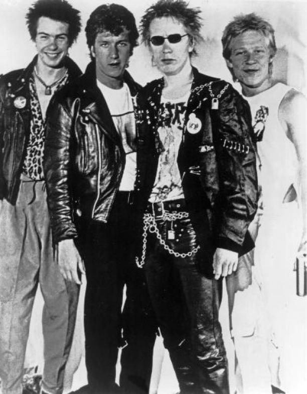 Sex Pistols, 1970